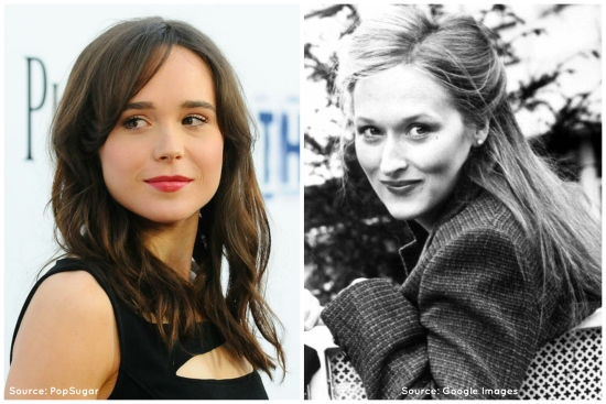 Can somebody please make a movie where Ellen Page and Meryl Streep are best friends?