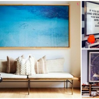 Nesting 101: Art & Wall Decor