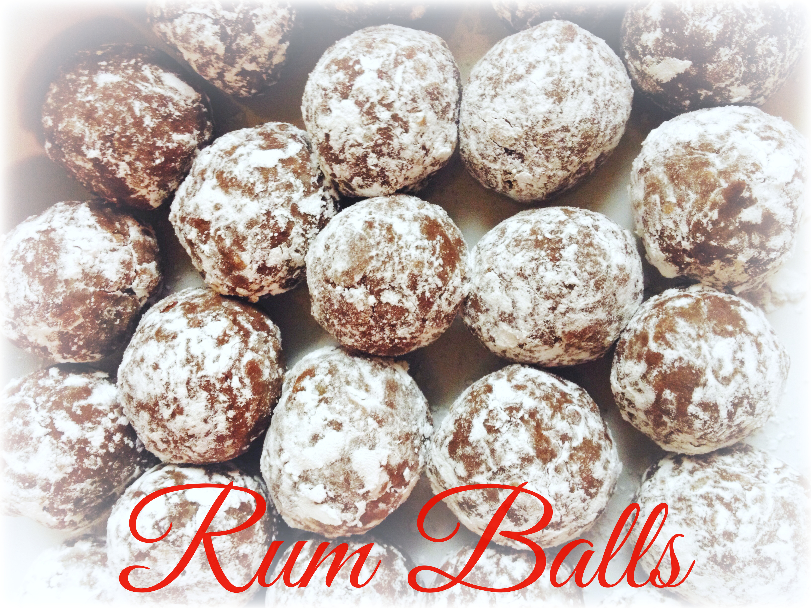 Rum Balls: A Christmas Classic « SOUTH BY NORTHWEST