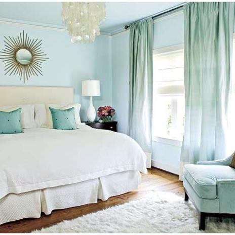 light teal bedroom budget decorator