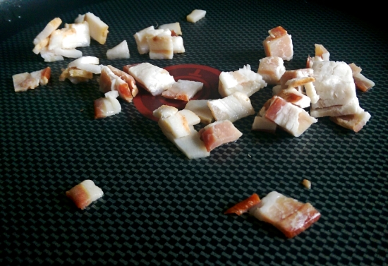 bacon - paleo liver pate