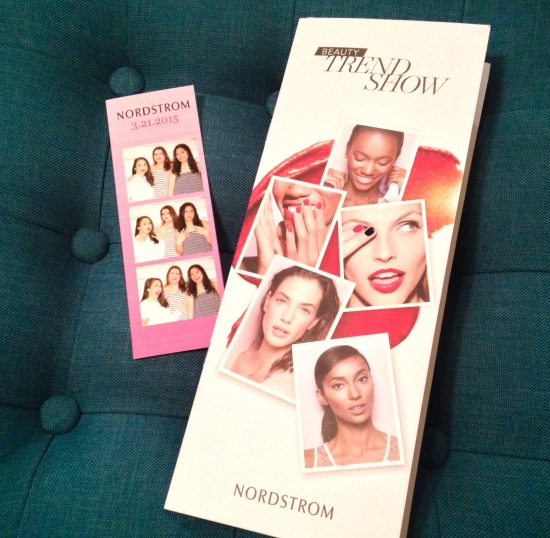 Nordstrom Spring Beauty Trend Show