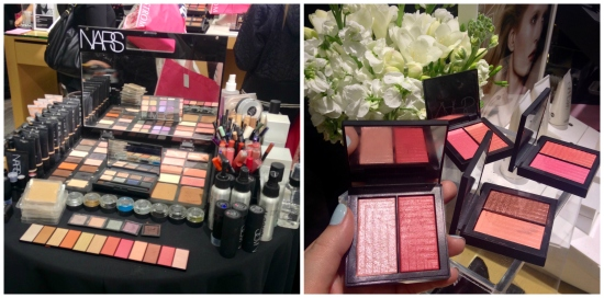 NARS at the Spring Beauty Trend Show