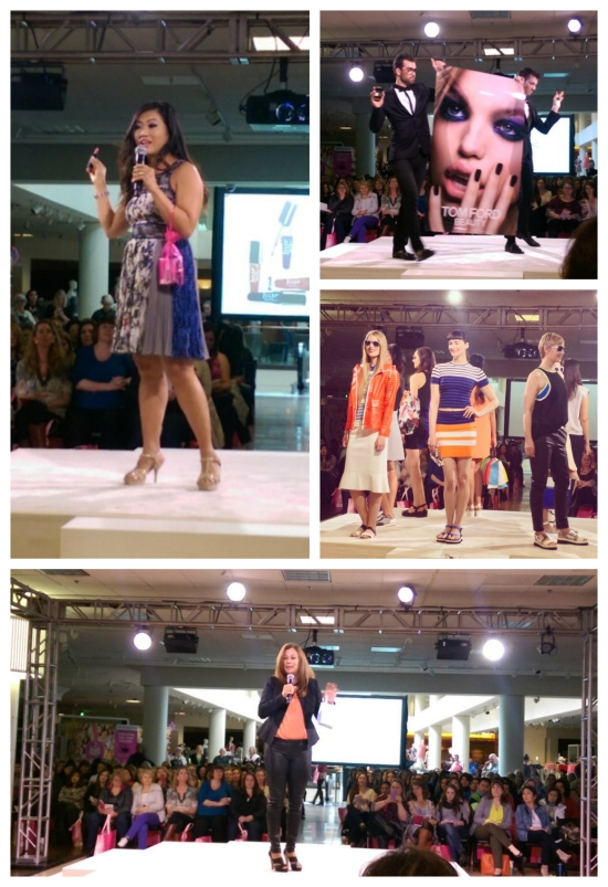Nordstrom Spring Beauty Trend Show speakers included Kate Somerville and Julep founder Jane Park