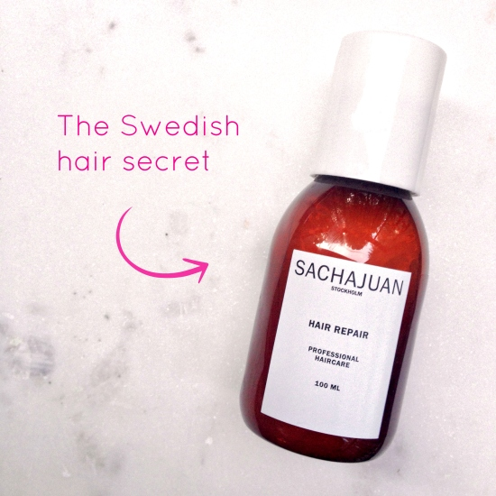 The Beauty Brief: Sachajuan Hair Repair