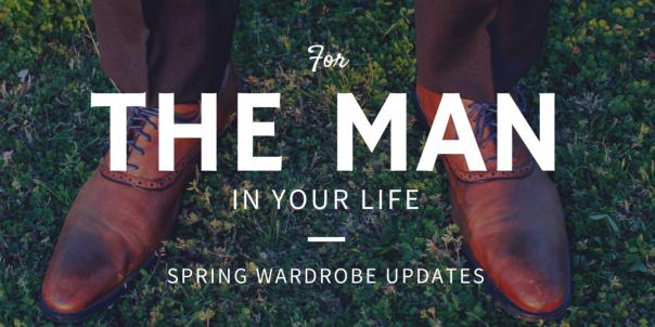 spring wardrobe updates