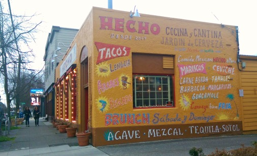 Hecho Seattle Phinney Ridge Mexican Food