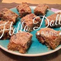 Sweet Treat: Hello Dolly Bars