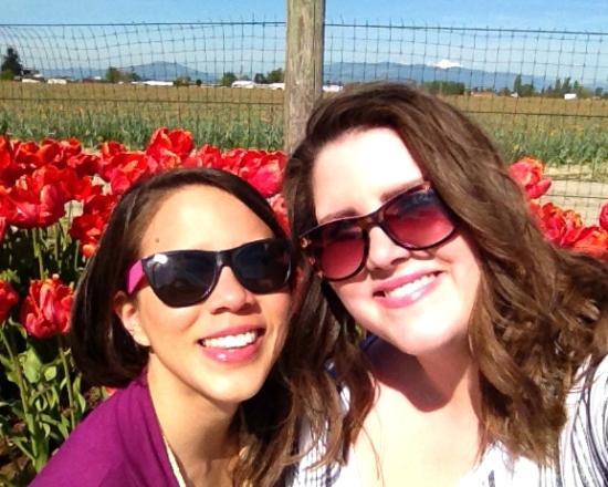 Roozengaarde - Skagit Valley Tulip Festival in Mount Vernon, WA