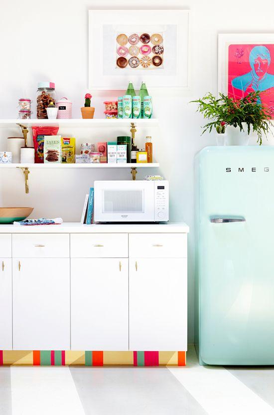 Mint fridge