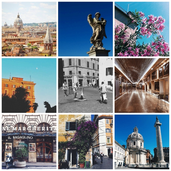 5 Instagram Accounts to Follow: @parisianinrome