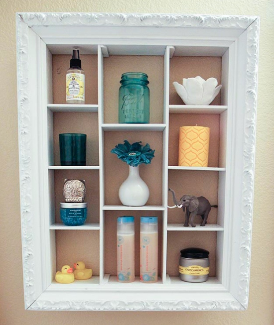 6 DIY Ideas for Beauty Storage // South by Northwest