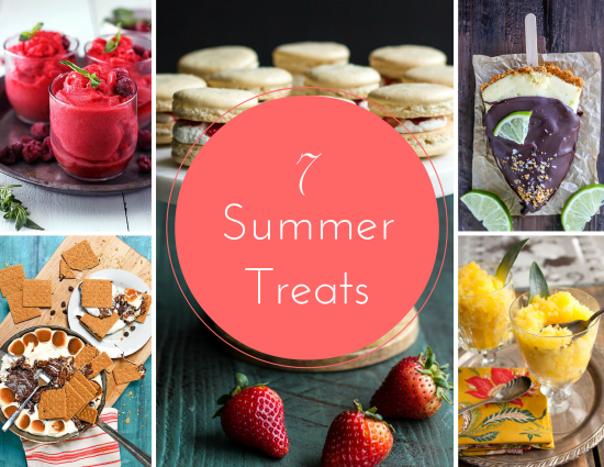 7 Sweet Summer Treats