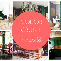 Color Crush: Emerald