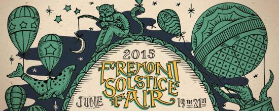 Fremont Solstice Fair 2015