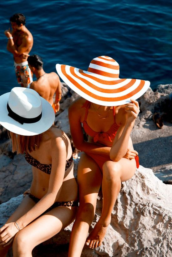 The Hats of Summer