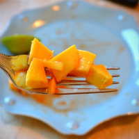 New York Memories: Spicy and Salty Mango