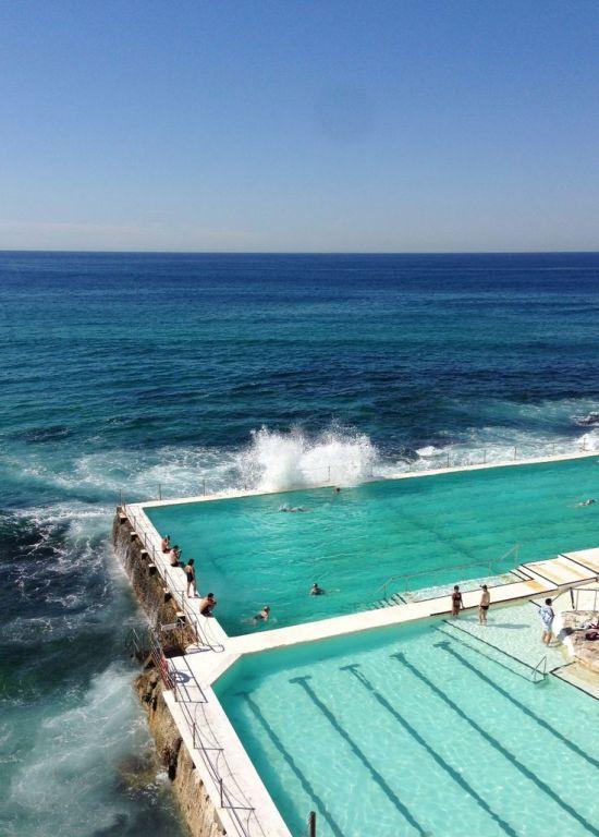 Spectacular Pools Around the World: Bondi Icebergs, Sydney