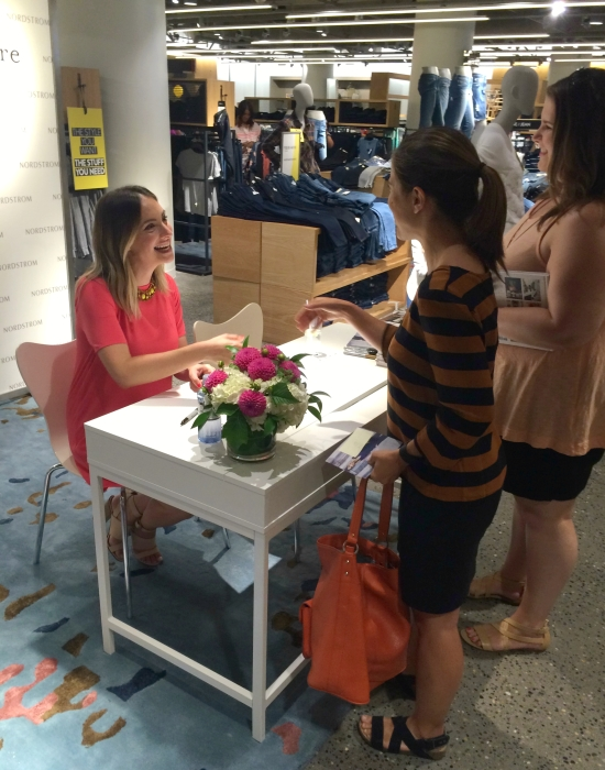 Meeting Emily Schuman of Cupcakes and Cashmere