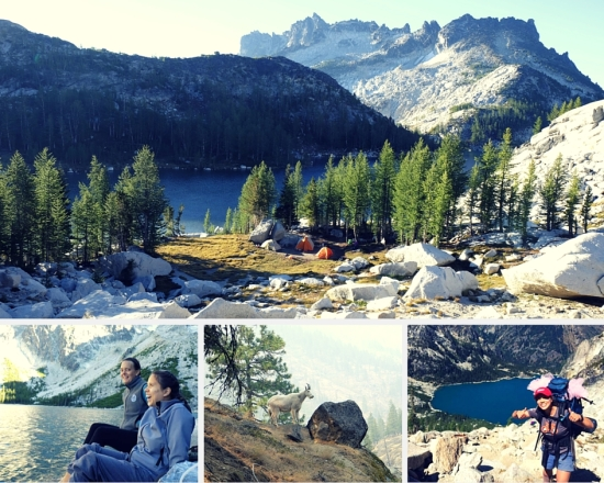 Julia Malinowski Enchantment Lakes Cascade Mountains Washington