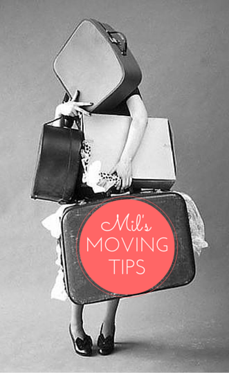 Mil's Moving Tips