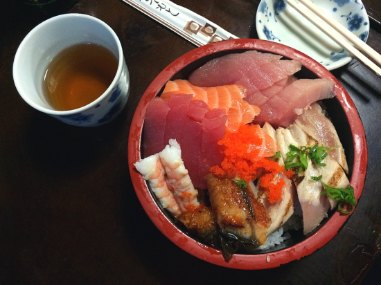 Musashi sushi Seattle