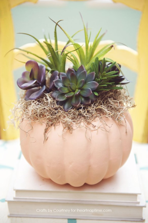 Fall-Pumpkin DIY project