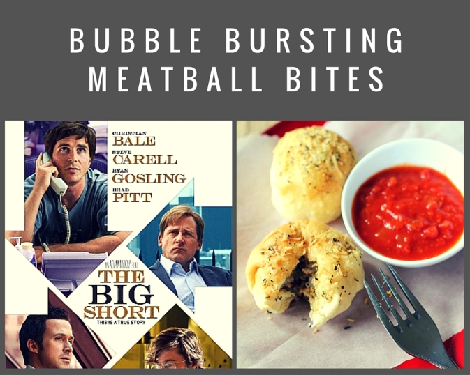 2016 oscar party appetizer the big short movie