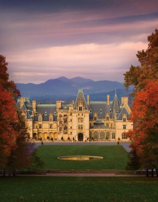 conde naste biltmore estate asheville north carolina american roadtrip