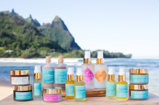 Leahlani Skincare - Handmade in Hawaii
