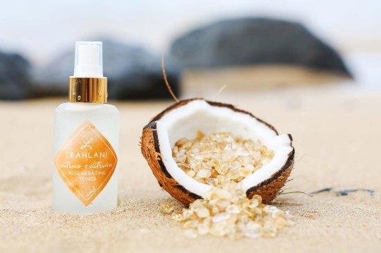Leahlani Skincare - Citrus and Citrine Regenerating Toner