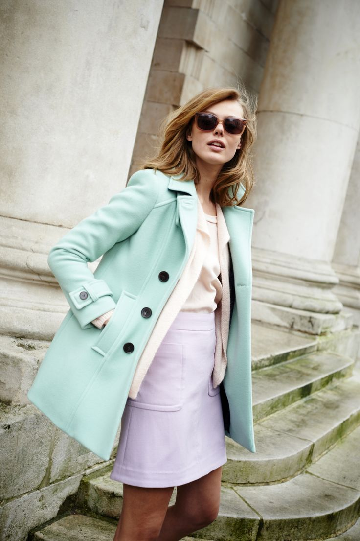 Now trending pretty pastels south by northwest for Boden winter 2016