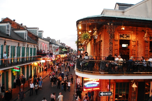New Orleans Louisiana American Road Trip