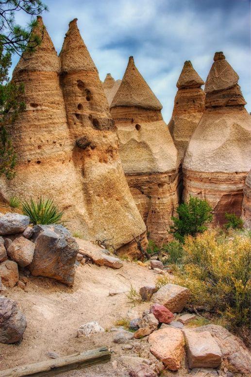 Santa Fe New Mexico American Road Trip