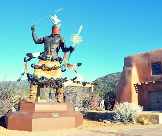 Santa Fe New Mexico all american road trip destinations travel