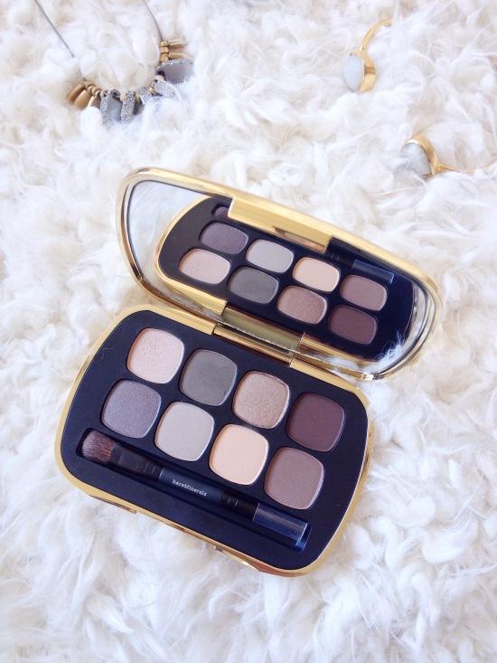 The Beauty Brief // bareMinerals Power Neutrals Eyeshadow Palette