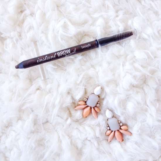 The Beauty Brief // Benefit Instant Brow Pencil