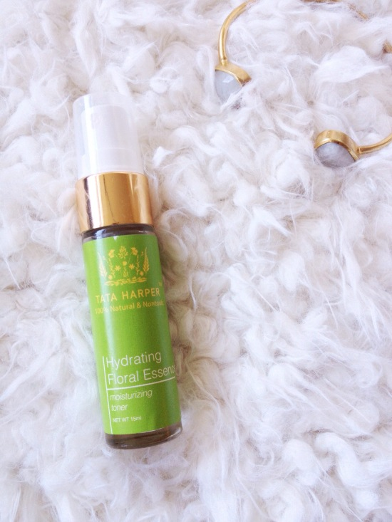 The Beauty Brief // Tata Harper Hydrating Floral Essence