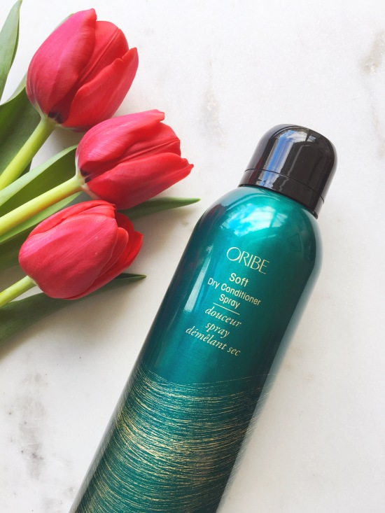 The Beauty Brief // Oribe Soft Dry Conditioner Spray