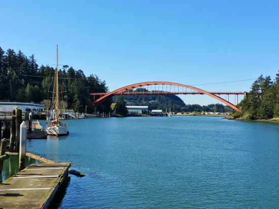 Rainbow Bridge, La Conner, WA