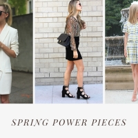 Must-Have Spring Power Pieces