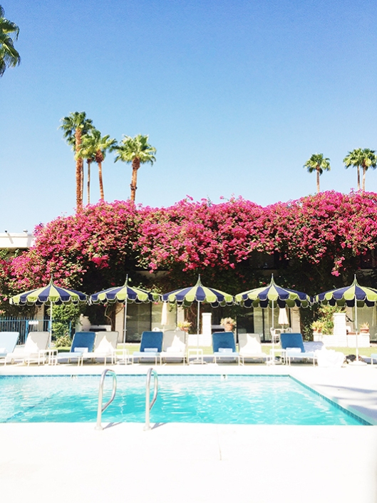 A Memorial Day weekend getaway in Palm Springs sounds pretty perfect