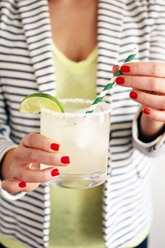 St. Germain Margarita via Freutcake