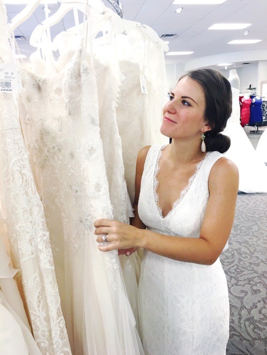 Wedding Dress Shopping 101 - Tips for Your First Visit to the Bridal Salon
