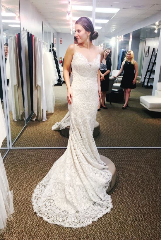 Wedding Dress Shopping 101 // Tips for Your First Trip to the Bridal Salon
