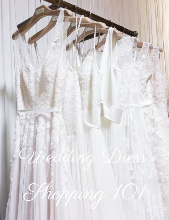 Wedding Dress Shopping 101 // Do's and Don'ts for Your First Time at the Bridal Salon
