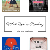 What We're Reading: The Beach Edition