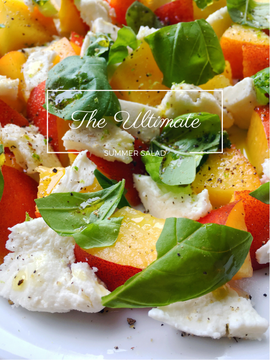 This twist on the classic caprese salad is the only recipe you'll want to make this summer